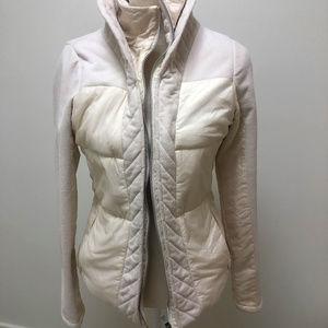 Lululemon Fleece Puffer Jacket Size 8